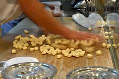Making the best dumplings, ever! Singapore, September 2012 (5telios) Tags: travel food nikon singapore dumplings preparation 1855mmf3556gvr nikond3100