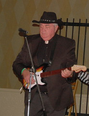 Vince Gallagher AKA Johnny Cash