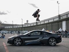 2015 Dave Mutschall - BMW I8 - Fakie 720 (mark-heuss) Tags: berlin car dave air 25 bmw electro inline blading nokton voigtlnder racingcar tempelhof i8 gh4 electrocar bmwi8 mutschall markheuss davemutschall fakie720