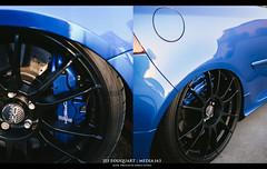 Depot30 (alpinesman) Tags: blue car vw golf volkswagen fuji ride 5 air racing gas r swap porsche fujifilm fujinon stance r32 deepblue bagged mk5 xt1 fujix supermade bigbrakes worldcars media143 xf35mm xf23mm xf56mm