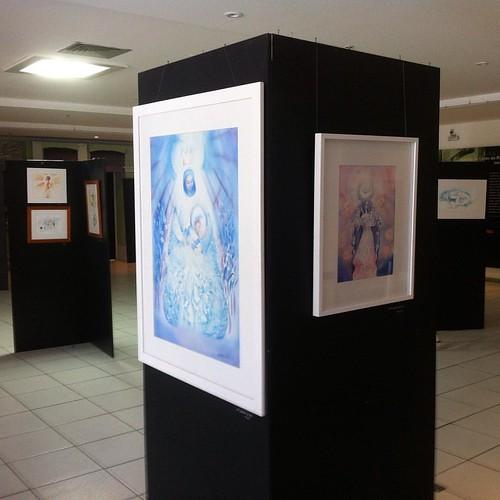 Inaugura amanhã mostra de aquarelas do artista André Côrtes no centro cultural abrigo de bondes em niterói, ao lado do estacionamento do supermercado Guanabara. A visitação é de segunda a sexta de 9 as 18 e sábado das 11 as 16 horas!! ✨:raised_ha