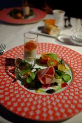Anniversary Lunch (Junko S. Photography) Tags: food bokeh fujifilm fujinon 23mm xt10 xf23mm xf23mmf14r fujifilmxt10