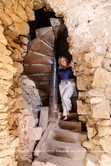 Chateaux Lastours (doublejeopardy) Tags: france castle de spiral staircase juliet chateau fr chateaux spiralstaircase languedocroussillon lastours lanquedocroussillon chateauxdelastours