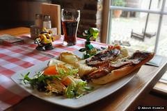 2015-10 Restaurant de Brouwerij - echt lekker eten (Mechelen) (About Pixels) Tags: 1024 2015 collecties culinair eten herfstseizoen limburg mechelen mnd10 nederland oktober specials spek brood bread bacon restaurant food