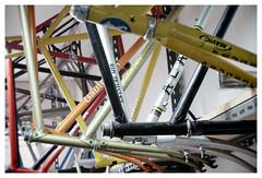 LA BICYCLETTE (kick-my-pan) Tags: paris france bike bicycle french tank tools mephisto berthoud tandem bicyclette ta mercier michelin vélo atom brooks mavic atelier vintagebike stronglight maillard vintagebicycle atomico terrot motobécane mafac maxicar bikebicycle frenchbicycle ffct véloancien fujifilmx30 vélodecollection vélorestauration