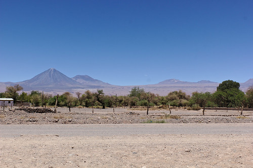 Licancabur and Cerro Toco