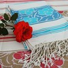 Fouta Rosa (aymeayed) Tags: camel palm cotton yarn art textile northafrica europe africa sea bath spa beach mediterranean lovely design sahara decoration homedeco colors bio organic fouta towels production commercial eshop natural hotel traditional outdoor culture carpet
