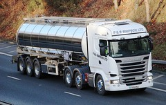 SCANIA R490 - P & S SIMPSON LTD Saxilby Lincoln