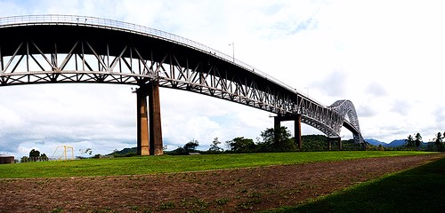 Bridge of the Americas OR Puente de las Américas OR Thatcher Ferry Bridge - Panama 07