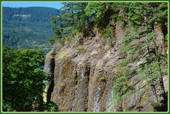 {Columbia Gorge Scenic Byway} (Wolverine09J ~ 1 Million + Views) Tags: oregonsummer16 landscape columbiagorge scenicbyway escarpment summer historic scenic batslair
