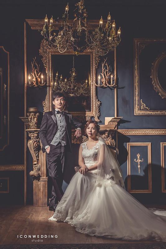 大溪Dear婚紗基地,拍婚紗,浪漫韓風婚紗照