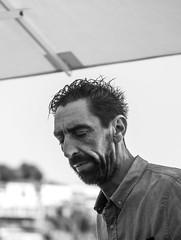 Rosto / Face (Francisco (PortoPortugal)) Tags: 0122017 20150904fpbo0453 rosto face pessoas people pb nb bw porto portugal portografiaassociaçãofotográficadoporto franciscooliveira