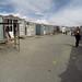 Mercado em containers