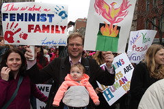 Family2.WomensMarch.WDC.21January2017 (Elvert Barnes) Tags: 2017 january2017 2017presidentialinauguration 58thpresidentialinauguration2017 21january2017 58thpresidentoftheunitedstatesinauguration2017 womensmarch womensmarch2017 saturday21january2017womensmarch j21womensmarch2017 pennquarter pennquarter2017 pennquarterwashingtondc j21womensmarch2017along7thstreetnwdc protestsigns protestsigns2017 protestsignsj21womensmarch2017 washingtondc