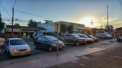 Tramonto ad Osorno (Luna y Valencia) Tags: loslagos estacion terminal micro chile osorno