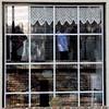040117 (roberke) Tags: photomontage photoshop window raam venster people mensen reflections reflecties muur wall gordijn fun leuk