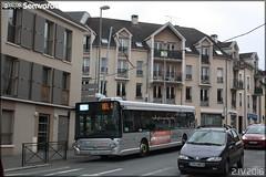 Heuliez Bus GX 327 - Transdev Île-de-France – Établissement de Rambouillet / STIF (Syndicat des Transports d'Île-de-France) – Rbus (Semvatac) Tags: semvatac photo bus tramway métro transportencommun heuliezbus gx327 cx125nt transdevîledefrance établissementderambouillet stif syndicatdestransportsdîledefrance rbus b ruesadicarnot rambouillet yvelines