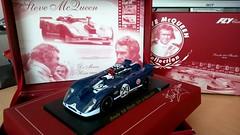 Porsche 908 Flunder - Le Mans 1970 - The Movie by Steve McQueen- Fly Slot Car (Ferrari-live / Franck@F-L) Tags: porsche 908 flunder le mans 1970 the movie by steve mcqueen fly slot car