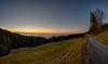 Blick auf den Bodensee (Stefan Herberth) Tags: walimex samyang fisheye 8mmfisheye bodensee lakeofconstance sunset bregenz