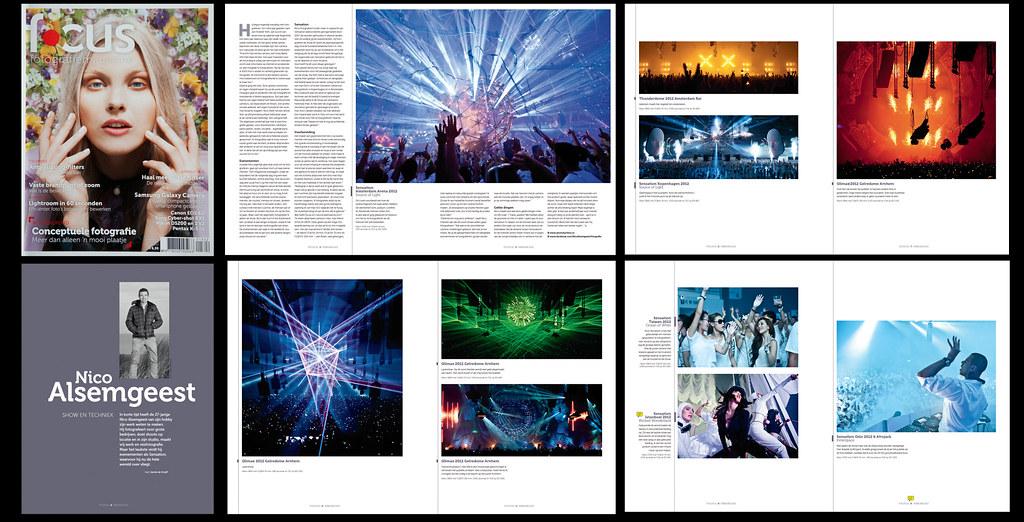 Publicatie: Focus Magazine