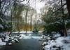 Englischer Garten (bailes.joseph) Tags: garden park english garten munich münchen snow trees long exposure night waterfall water winter