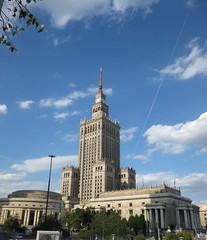 Pałac Kultury i Nauki (qatsi) Tags: warsaw poland warszawa palace tower architecture stalinism palaceofculture