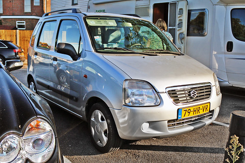 Suzuki Wagon R+ 1.3 - 79-HR-VR - Netherlands