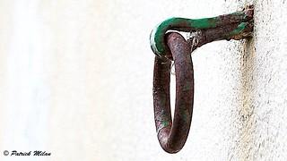 Rusty green ring
