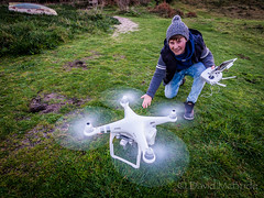 2016 Drone Kian hand (davidmcbridephotography) Tags: phantom 3 drone isles scilly scillies cornwall united kingdom porthellick adventure excitement young pilot loaded camel quadcopter cool outdoor
