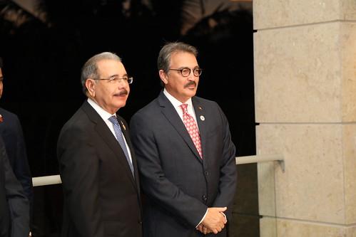 Danilo Medina encabeza cena dedicada a jefes de Estado de la Celac