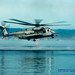 CH-53E Super Stallion Approaching Lake Washington