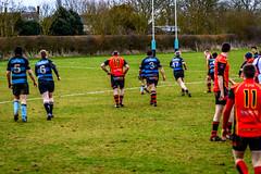 Witney 3's vs Swindon College-1120