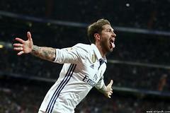 """راموس ساخراً من """"عودة برشلونة"""": كانت تاريخية في جميع النواحي (ahmkbrcom) Tags: باريس برشلونة دوريأبطالأوروبا ريالمدريد وسائلالإعلام"""