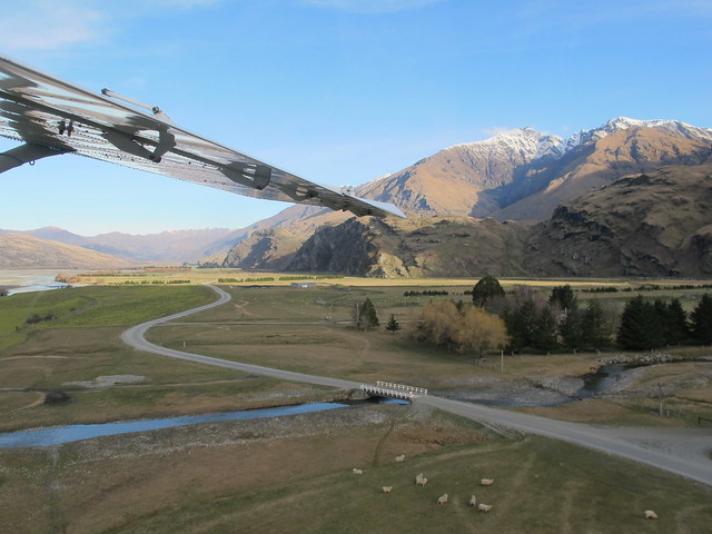 Fly to Ski (QT to TC) 10.8.2012