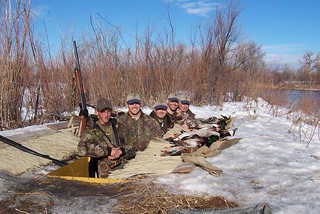 Nebraska Waterfowl Hunting 6
