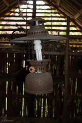 Sabah State Museum (Cthonus) Tags: kitchen lamp museum geotagged malaysia borneo kotakinabalu longhouse hurricanelamp heritagevillage murut kampungwarisan sabahstatemuseum