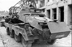 "Sd. Kfz. 232 (8-rad) • <a style=""font-size:0.8em;"" href=""http://www.flickr.com/photos/81723459@N04/21190929441/"" target=""_blank"">View on Flickr</a>"