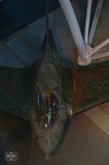 Messerschmitt ME-163 B-1a Komet (raphaelbrescia) Tags: museum virginia smithsonian museu aviation hangar boeing hazy chantilly udvar