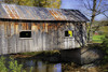 Covered Bridge (grbenson3) Tags: bridge autumn creek coveredbridge grafton top20bridges