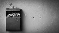 This town (emilgrunden) Tags: broken stockholm smoke dirt filthy smuts slitage