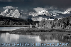 Oxbow Bend at Sunrise B&W (Michael Pancier Photography) Tags: autumn mountains fall nature water landscape us blackwhite unitedstates outdoor moose jackson snakeriver serene wyoming mountmoran nationalparks americathebeautiful jacksonhole fineartphotography tetonrange naturephotography grandtetonnationalpark americansouthwest travelphotography commercialphotography oxbowbend naturephotographer editorialphotography michaelpancier michaelpancierphotography landscapephotographer fineartphotographer nationalparkphotography michaelapancier americasnationalparks wwwmichaelpancierphotographycom fallinthenationalparks