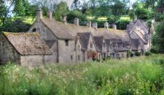 BIBURY (toyaguerrero) Tags: uk inglaterra england english architecture rural arquitectura britain cottage cotswolds quintessential englishness maravictoriaguerrerocataln toyaguerrero