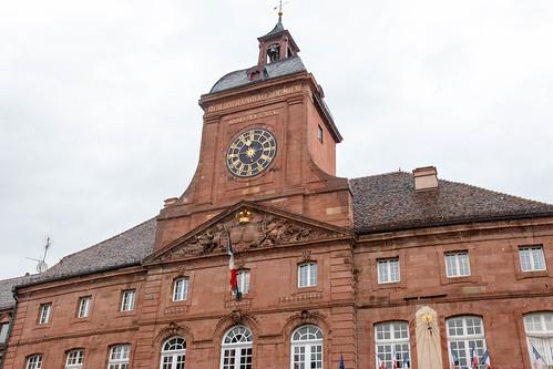 Hôtel de ville de Wissembourg
