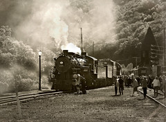 Steam Locomotive (fawlty128) Tags: train steam locomotive steamtrain steamlocomotive