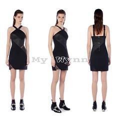 1,090฿#ส่งฟรีลงทะเบียนส่งemsเพิ่ม20บาทจ้า  *****New Arrival***  พร้อมส่ง!!!!!  TF Brand : Shinobi Dress เดรสแบรนด์ดัง มาด้วยลุค เปรี้ยว เอ็กซ์  sexy ตัวนี้เลยคะ แต่งหนัง สายปรับสั้นยาวได้ บุซับในอย่างดีเลยคะ ซีทรู ช่วงเอว ชายเดรส ตัดเฉียง สามเหลี่ยม ซีทรู