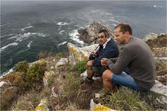 NO CENTULO ( illa de ons ) (Emilio Rico Uhia) Tags: mar emilio oceano suso benito cameraraw portonovo bueu sanxenxo illadeons illasatlanticas centulo carpeta17615 senderistasdocamouco