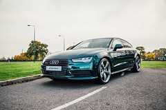 Audi A7 (Listers Group) Tags: listers automotive car vehicle event audi birmingham solihull stratford coventry nuneaton bmv honda skoda toyota jaguar landrover