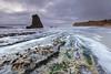 Coastal Twilight (hazarika) Tags: california seascape twilight davenport davenportbeach canon1635mmf28liiusm canon5dmarkiii mausamhazarikaphotography