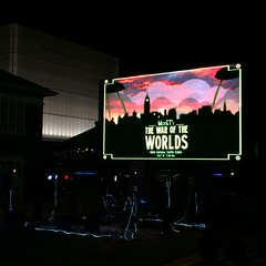 MotET's War of The Worlds (Figgles1) Tags: halloween broadcast centre band center perth cultural waroftheworlds northbridge iphone 2015 motet orsonwells img9279