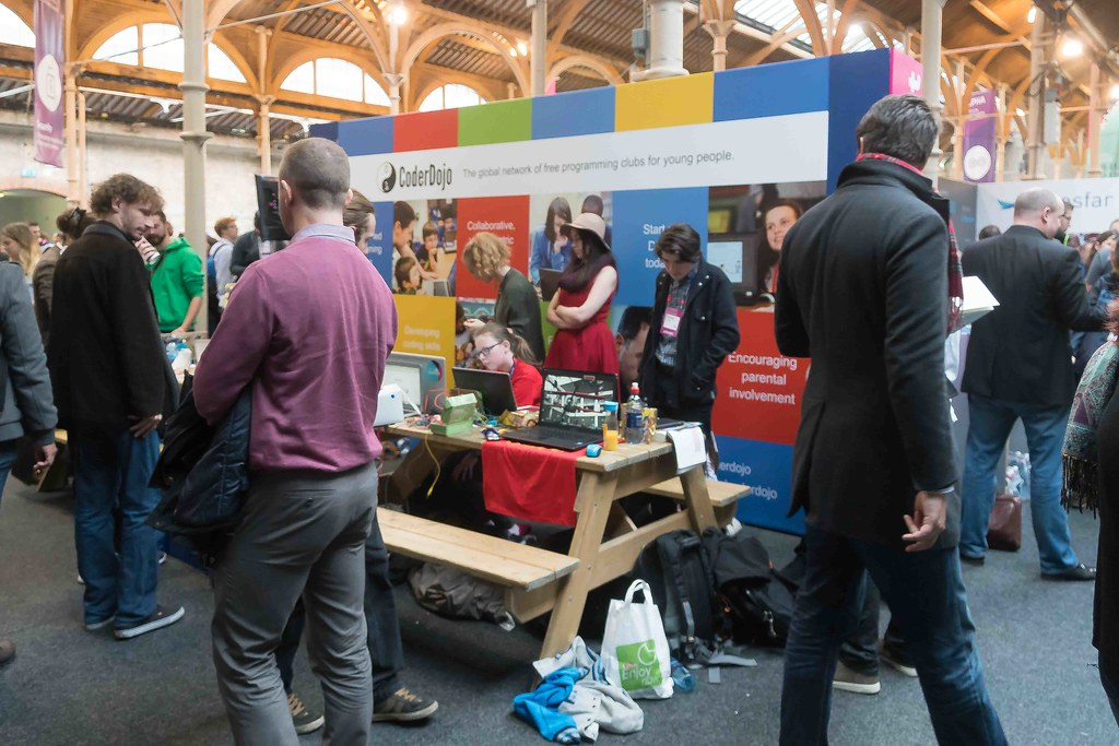 THE WEB SUMMIT DAY TWO [ IMAGES AT RANDOM ]-109891